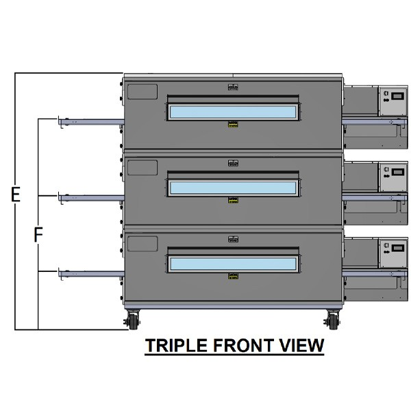 Edge 3270 Triple view