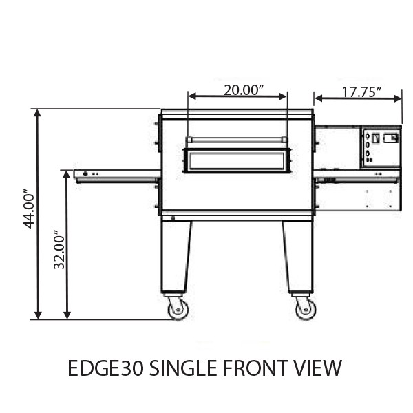Edge 1830 Single View