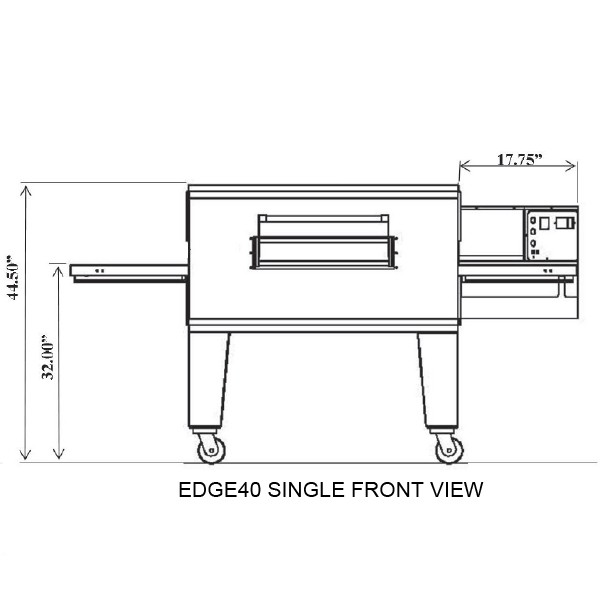 Edge 3240 Single View