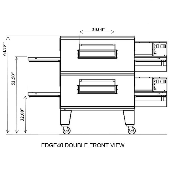 Edge 3240 Double View