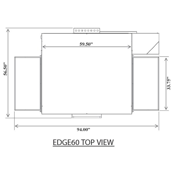 Edge 3260 Top View