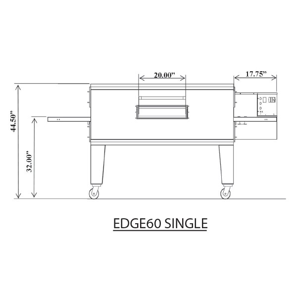 Edge 3260 Single View