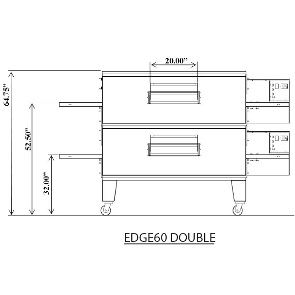 Edge 3260 Double View