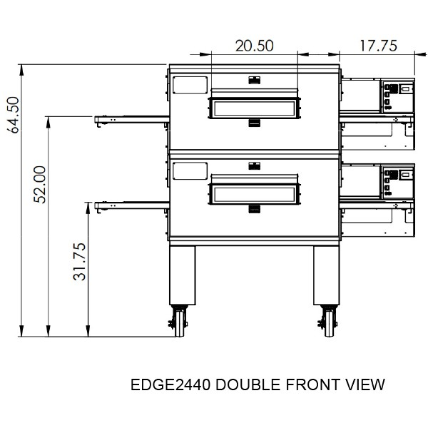 Edge 2440 Double View
