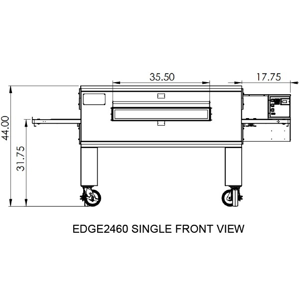 Edge 2460 Single View
