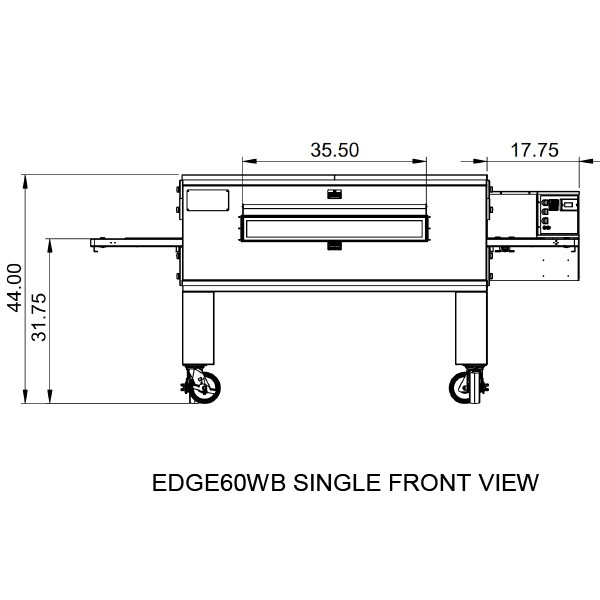 Edge 3860 Single View