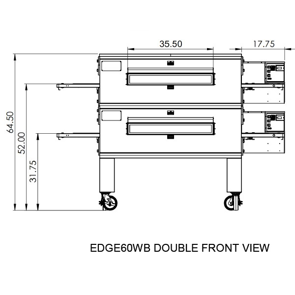 Edge 3860 Double View